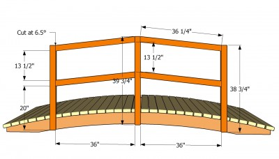 Backyard Bridge Plans