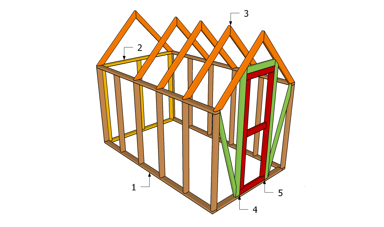 Diy greenhouse plans free garden plans how to build for Build a house online free