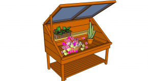 Cold Frame Building Plans