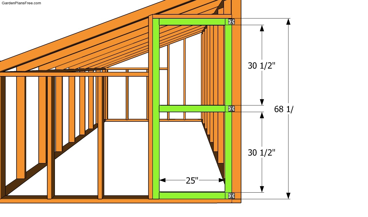 Lean to greenhouse plans free garden plans how to for Greenhouse house plans