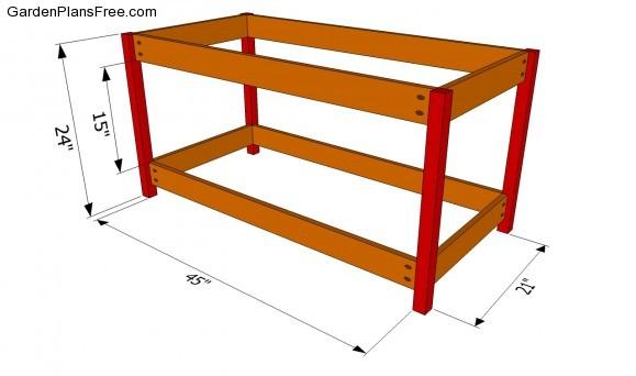 Superior Outdoor Wooden Storage Box Plans Free