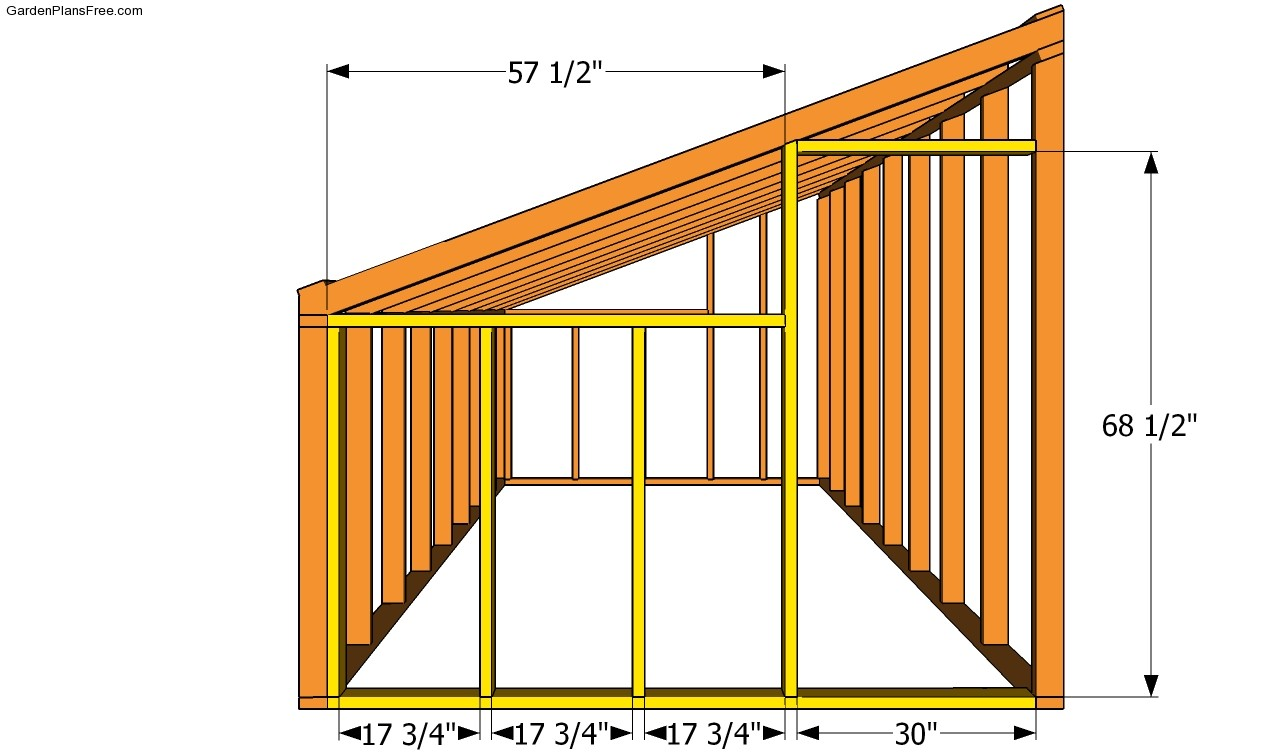 10x 16 Sheds In New Jersey  Timber Frame Barn Plans