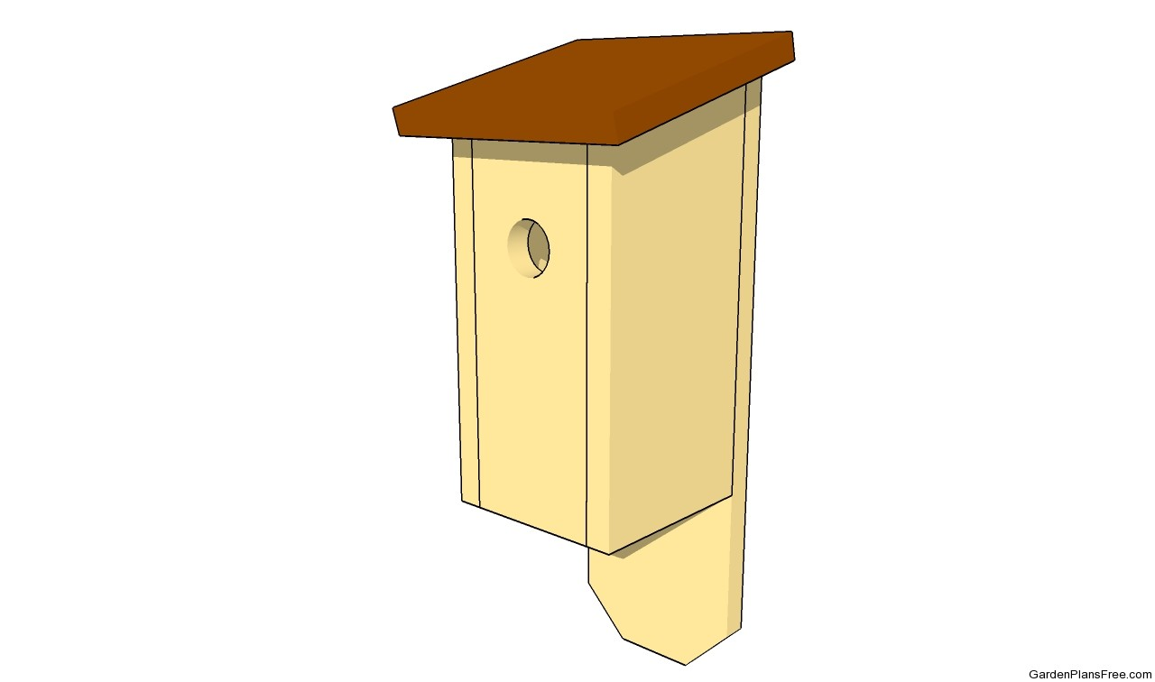Simple Birdhouse Plans