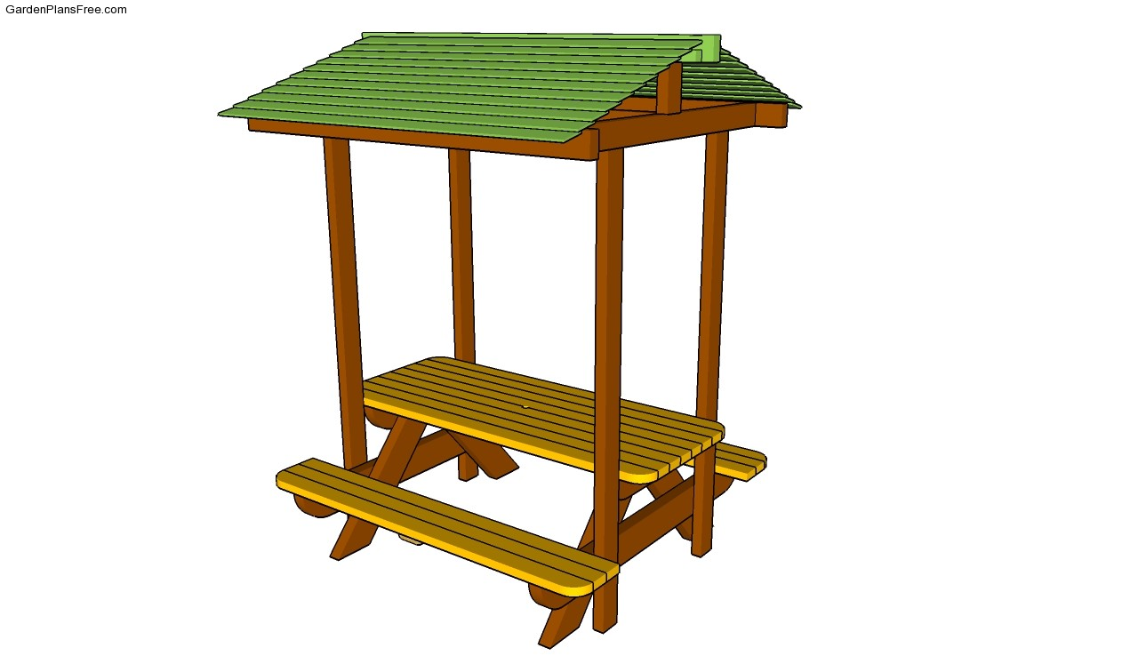 Picnic Table Plans Free Picnic Table Plans Free Round Picnic Table ...