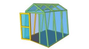 Backyard Greenhouse Designs