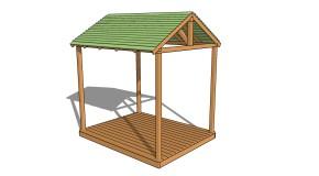 Garden Shelter Plans