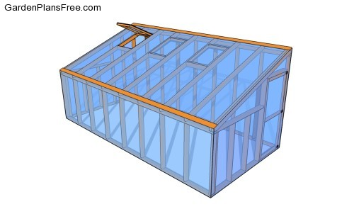 Backyard Greenhouse Designs | Free Garden Plans - How to build garden ...
