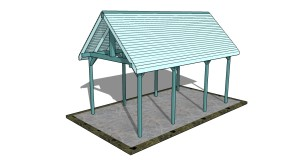 Outdoor Pavilion Plans