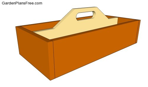 wooden tool box plan