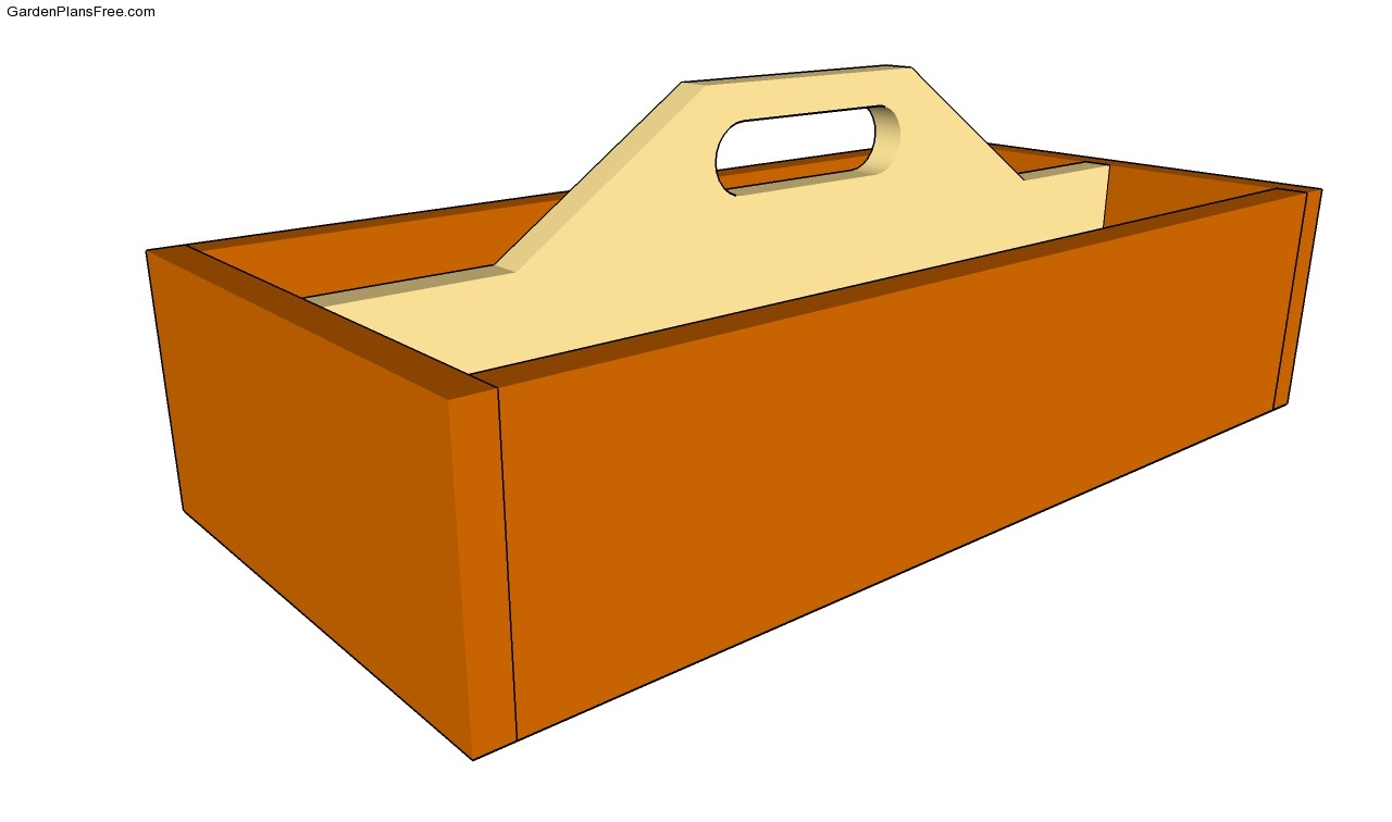 Wooden Box Plans Free Garden Plans How To Build Garden Projects