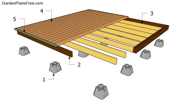 Download Plans For Building A Deck PDF Folding
