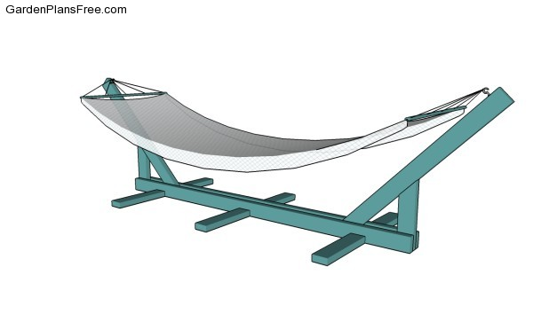 Hammock stand plans free