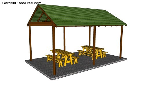 Picnic Shelter Designs
