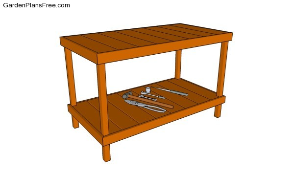 Work bench plans