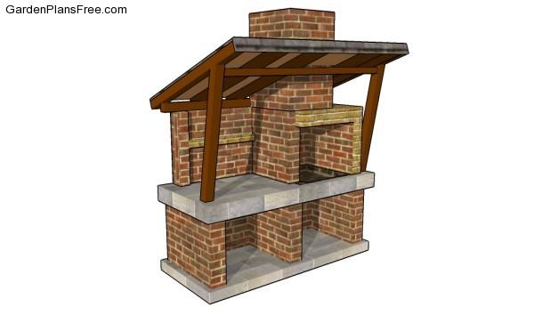Brick Barbeque Designs Home