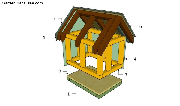 cat house building plans