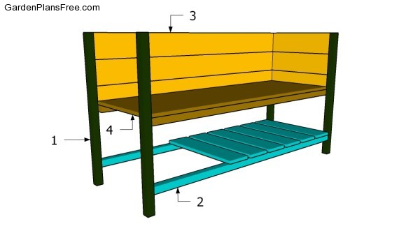 Raised Planter Box Plans Free Garden Plans How to build garden