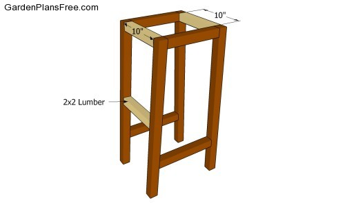 Bar stool plans free free garden plans how to build garden