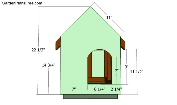 cat house plans | free garden plans - how to build garden projects
