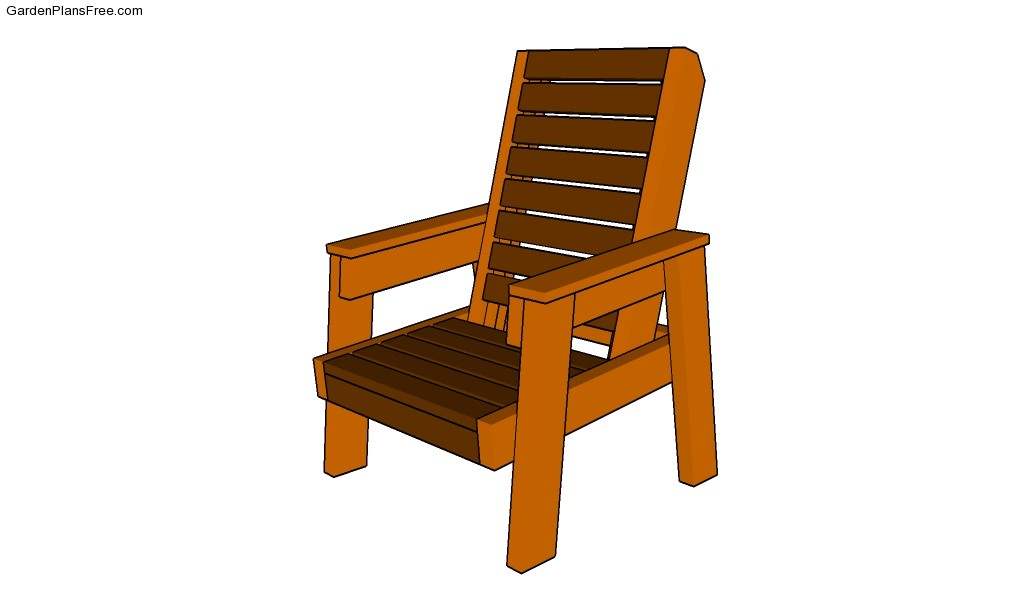 Remarkable Lawn Chair Plans Free Garden Plans How To Build Garden Theyellowbook Wood Chair Design Ideas Theyellowbookinfo