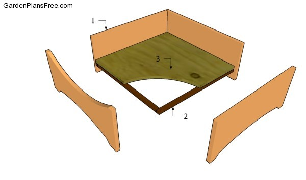 Building a dog bed frame