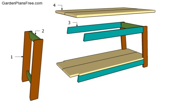 Tv Stand Designs Pdf : Woodwork building a tv stand plans pdf