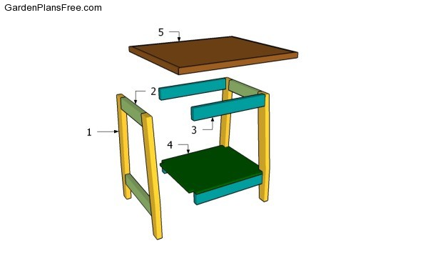 Building a tool stand