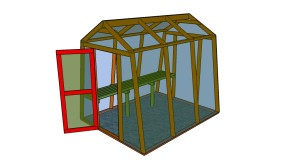 Greenhouse Table Plans