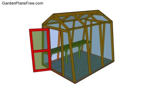 backyard greenhouse plans free garden plans how to build garden