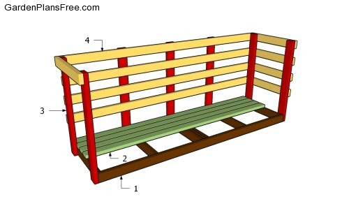 Simple Wood Shed Plans | Free Garden Plans - How to build garden ...