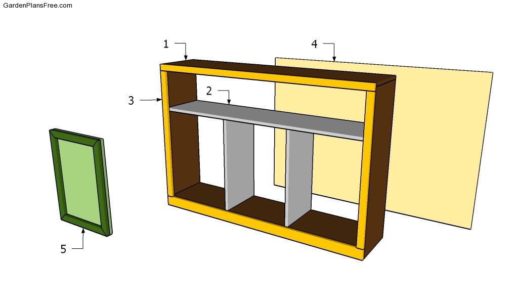 garage cabinets plans free garden plans