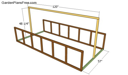 Small Greenhouse Plans Free Garden Plans How to build