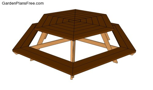 Garden Bench Designs | Free Garden Plans - How to build garden ...