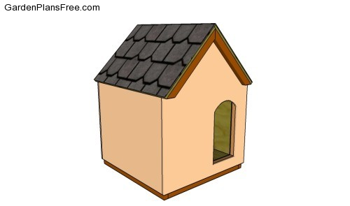 Insulated Dog House Plans Free Garden Plans How To