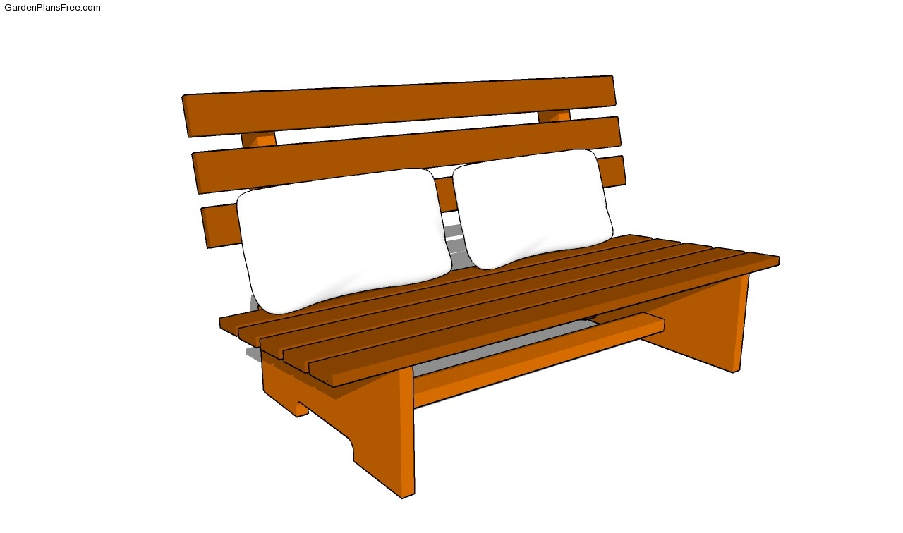 ... Table also Park Bench Plans. on plans to build a wooden park bench
