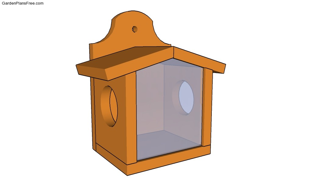 Plans Birdhouse Plans Free Simple Birdhouse Plans Wooden Box Plans