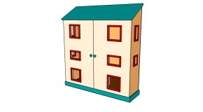 Free Doll House Plans Free