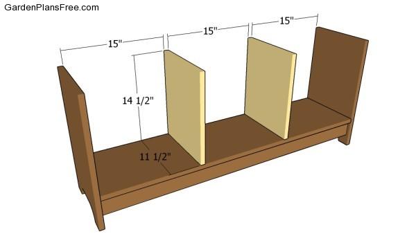 Fitting the splitting walls