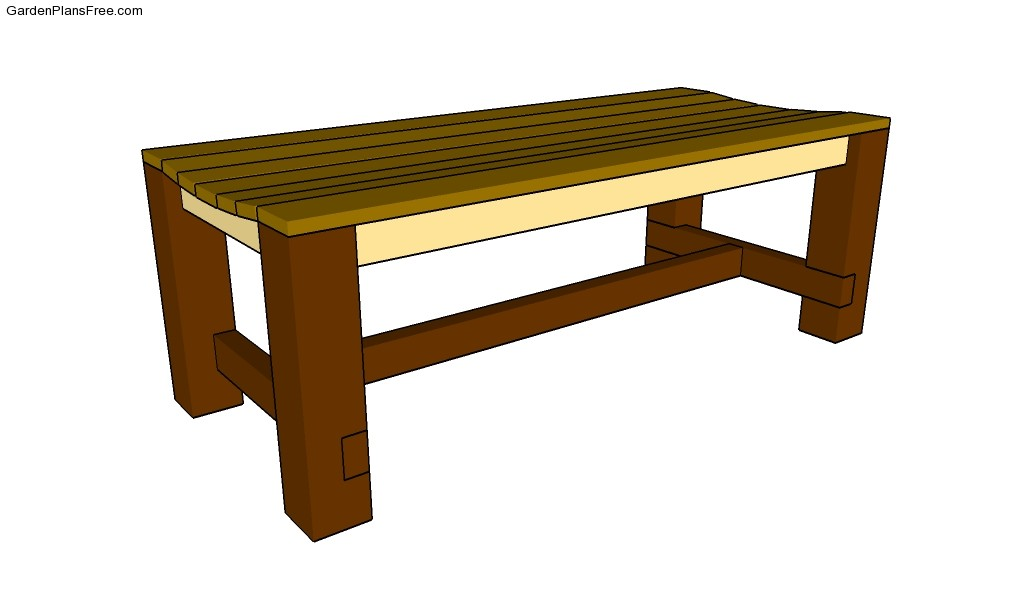 Coffee Table Plans Free Bistro Table Plans Outdoor Bench Plans