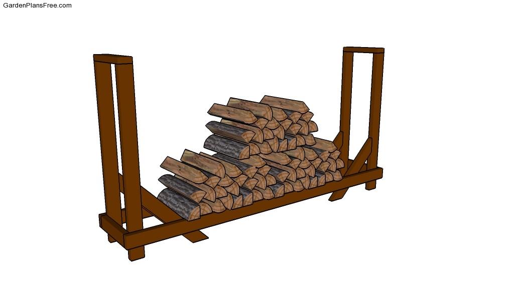 Firewood Rack Plans TV Stand Plans Pedestal Table Plans