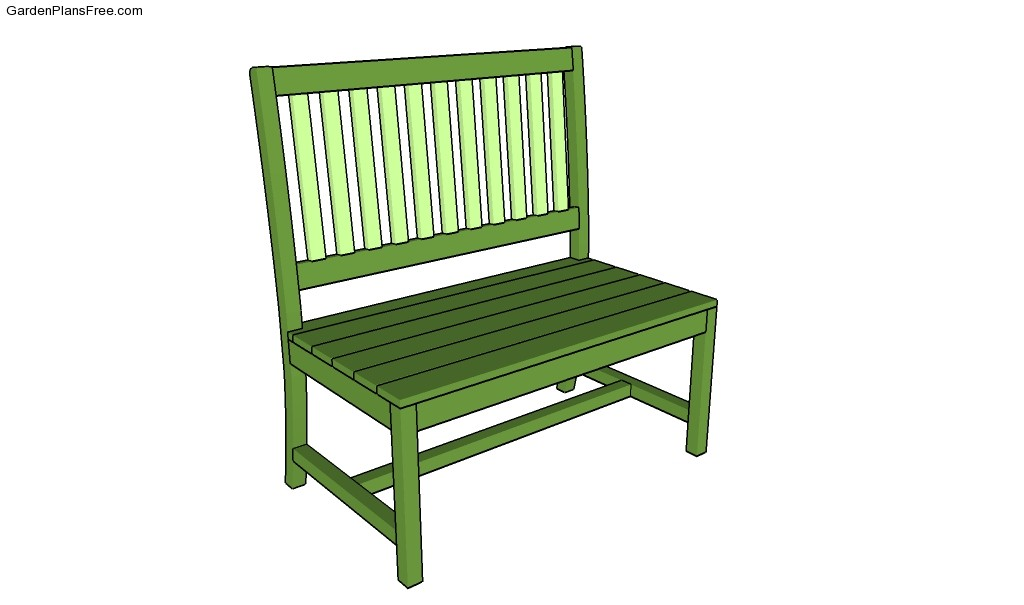 build a park bench Simple Bench Plans Woodworking Bench Plans Wooden ...