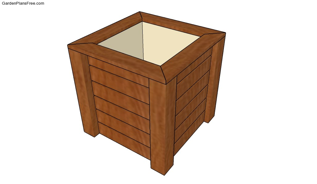 ... Planter Plans Herb Planter Box Planter Raised Planter Box Plans
