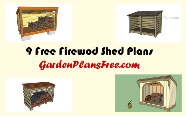 9-Free-Firewood-Storage-Shed-Plans