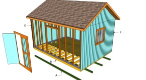 12 Free Storage Shed Plans