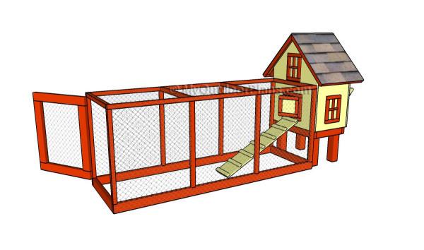 10 Free Chicken Coop Plans | Free Garden Plans - How to build garden ...