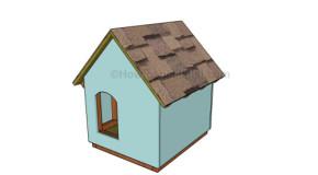 7 Free Dog House Plans