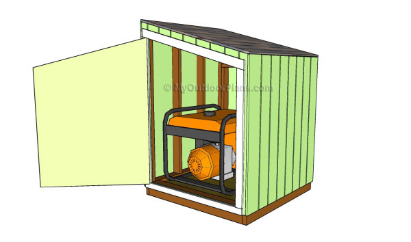Generator-shed-plans