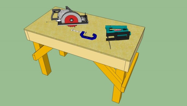 How-to-build-a-heavy-duty-workbench