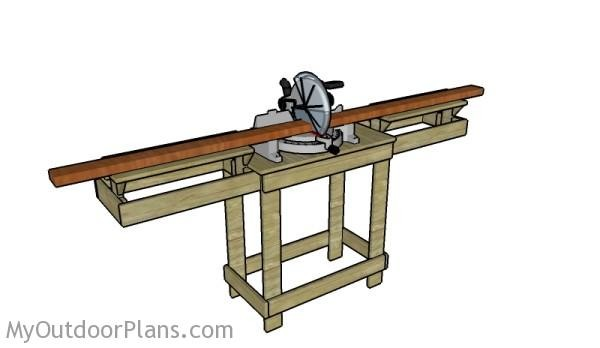 Free Workbench Plans | Free Garden Plans - How to build garden ...