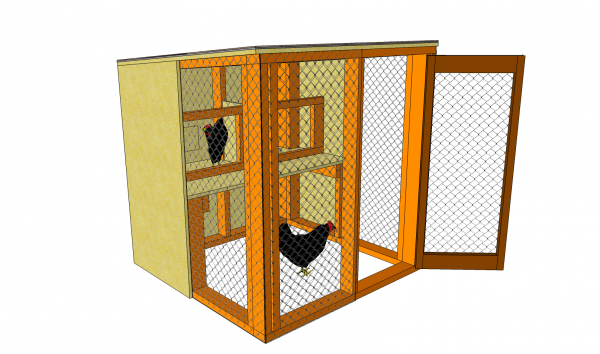 Simple-chicken-coop-plans